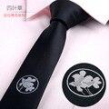 Japão e Coréia Do Sul acessórios amarrar Uma variedade de estilos de roupas de negócios selvagem Jacquard homens gravata