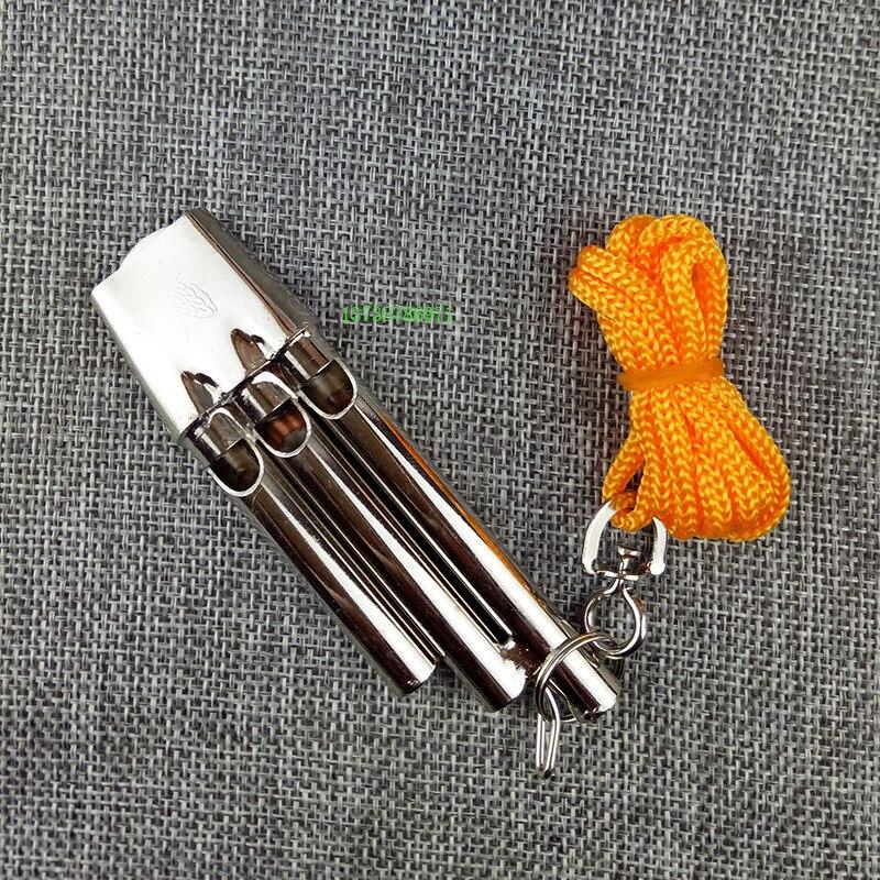 Свисток Три бабочки звуковой свисток специальный три свистка звуковой свисток движение рефери оборудование