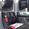 1X Negro Del Ordenador Portátil Soporte Del Ordenador Portátil Mesa de Escritorio De La Bandeja Plegable Del Asiento Trasero Del Coche bolsa de Ajuste Para BMW X5 X3 Q3 Q5 TT A3 A4 A5 ect