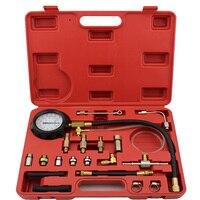 TU 114 Fuel Pressure Gauge Auto Diagnostics Tools For Fuel Injection Pump Tester