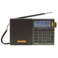 XHDATA D 808 Portable Digital Radio FM stereo/SW/MW/LW SSB AIR RDS Multi Band