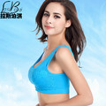 2016 cheap new women Ms girl spring summer autumn lace fashion sexy best bra seamless breathable wireless female thin underwear