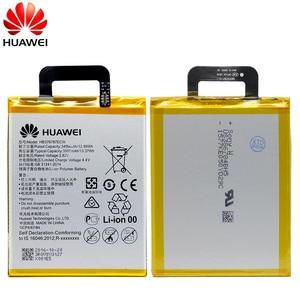 Image 2 - Hua Wei oryginalny wymiana baterii telefonu HB376787ECW dla Huawei honor V8 baterii telefonu 3500 mAh