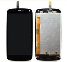 ЖК-дисплей Дисплей + дигитайзер Сенсорный экран сборки Замена для Gionee Elife E3 & Fly IQ4410 Бесплатные инструменты Замена(China)