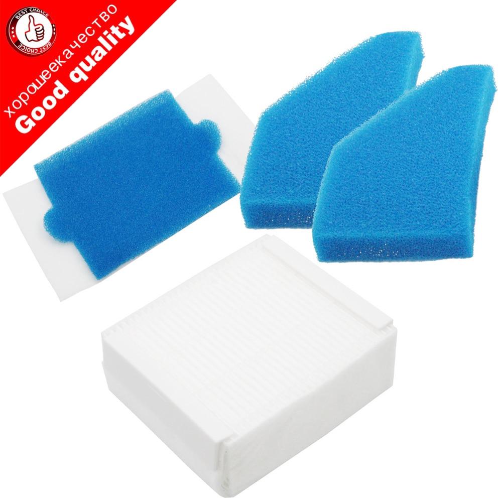 Filter Set Vacuum Cleaners Suitable For Thomas Aqua + Multi Clean X8 Parquet, Aqua + Pet & Family, Perfect Air Animal Pure As