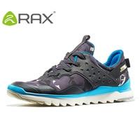 RAX 2018 New Breathable Men Walking Shoes For Women Zapatillas Ultralight Walking Sneakers Men Sport Athletic Shoes63 5C365