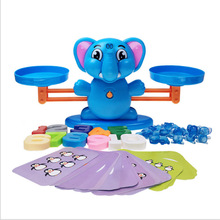 Baby Number Balance Math Games Toys for Kids 3 Year Olds Toddler Penguin Early Educational Math Toy Dropship toy math board games for adults russian learning resources homeschool kids tiny toys educational penguin