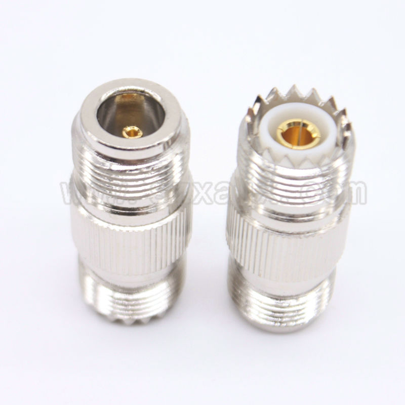 RF coaxial coax adapter UHF to N connector PL259 SO239 UHF female to N female Jack free shipping high qualitypremium uhf type male pl259 plug to n female jack rf coaxial adapter connector