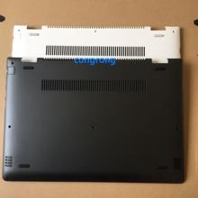 Für Lenovo Yoga 510 14 Yoga 510-14isk flex 4 14 flex 4-1470 Laptop Bottom Basis Fall Abdeckung schwarz weiß