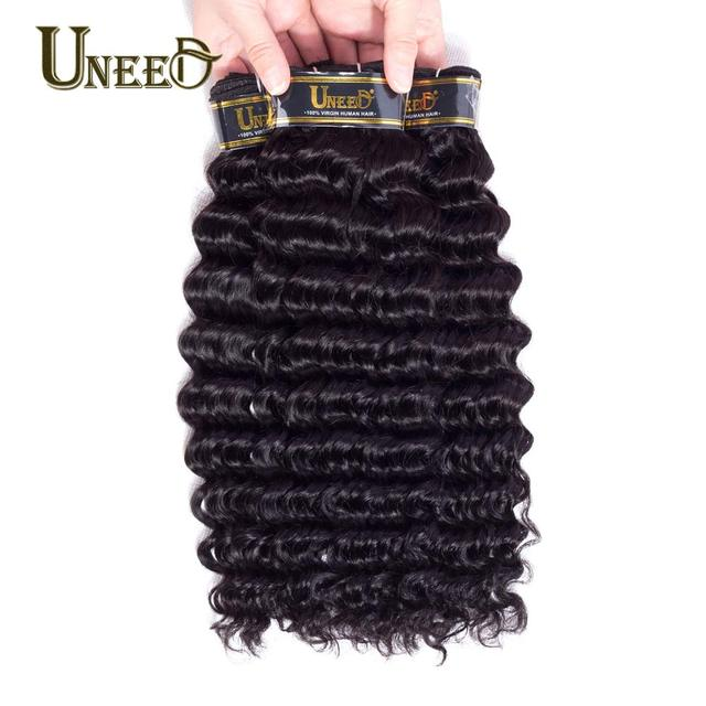Wholesale 10 Bundleslot Deep Curly Wave Bundles 100 Remy Human