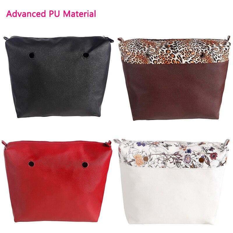 Lhlysgs autêntico obag bolsa acessórios removível combinando o saco alça e lnner bolsa feminina estilo itália bolsa de ombro alças