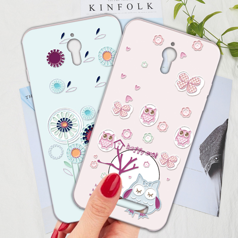 Silicone Cases For OPPO Find 7 Case X9007 Cartoon Cute Animal Fresh Phone Case For OPPO Find 7 Cover
