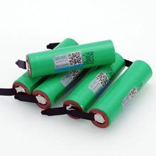 Batteria ricaricabile VariCore 100% nuova marca 18650 2500mAh 3.6V INR18650 25R 20A scarica nichel fai da te