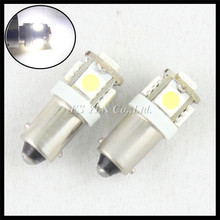 T11 BA9S 5050 5SMD Car led Light auto Bulb T4W H6W Indicator Wedge Side light Car BA9S LED Map Dome roof Packing lamps 10pcs t11 ba9s 5050 5 smd led white light bulb car light source car 12v lamp t4w 3886x h6w 363 high quality