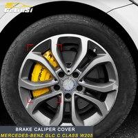 Gelinsi для Mercedes Benz C class w205 тормозной суппорт крышка отделка рамки украшения интимные аксессуары авто