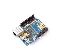 Ree Shipping 2013 Version Ethernet W5100 R3 Shield For Arduino UNO Mega 2560 1280 328