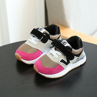 European 2018 New Baby First Walkers High Quality Sneakers Lovely Girls Boys Hot Sales Canvas Shoes