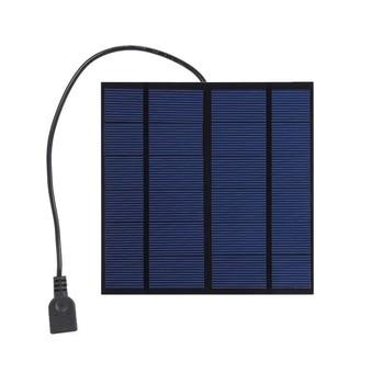 5W Solar Camping Panel  3