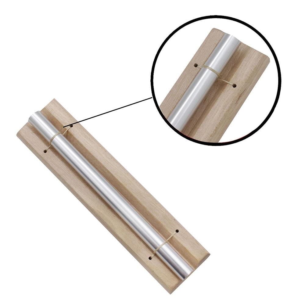 Высококачественный ударный инструмент энергетический колокольчик один тон с молотком Изысканный детский музыкальный инструмент игрушка
