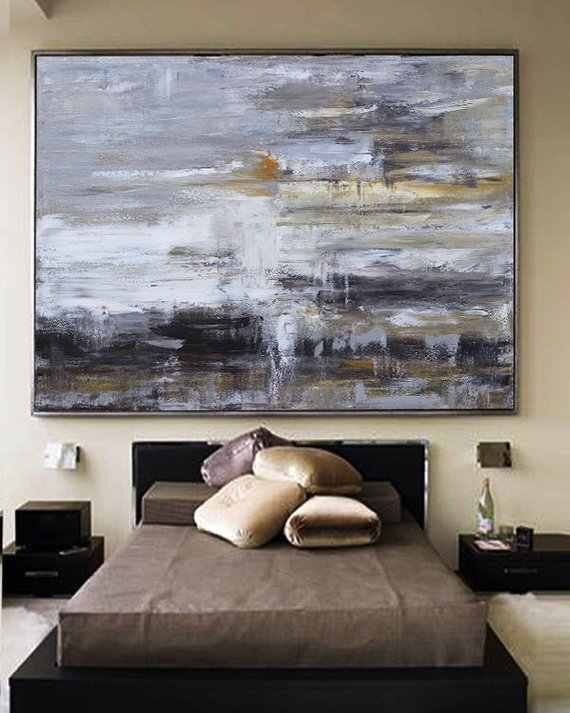Abstract painting Contemporary room Art Hand painted canvas art Abstract art Home decor painting Large Original Wall Art painting