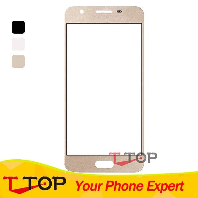 Передняя Стеклянная Панель Для Samsung Galaxy On5 2016 G5500 G5520 G5510 G5700 Передний Датчик Объектив Нет ЖК 1 Шт./лот