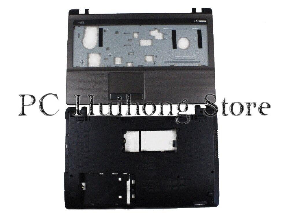 New Orig For ASUS K53 K53U X53U X53Z Series Upper Palmrest Case Bottom Base Cover AP0J1000400