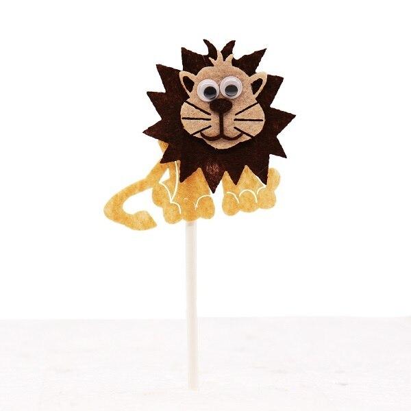 Lion Monkey 1st birthday decorations 5c64f9ae5e4e1