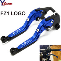 Motorcycle Accessories Aluminum Adjustable Extendable Brake Clutch Levers FOR YAMAHA FZ1 FAZER FZ1 FZ 1 2001 2005 2006 2016