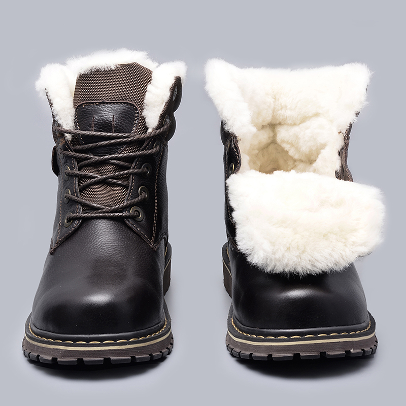 Warmest Snow Boots - Cr Boot