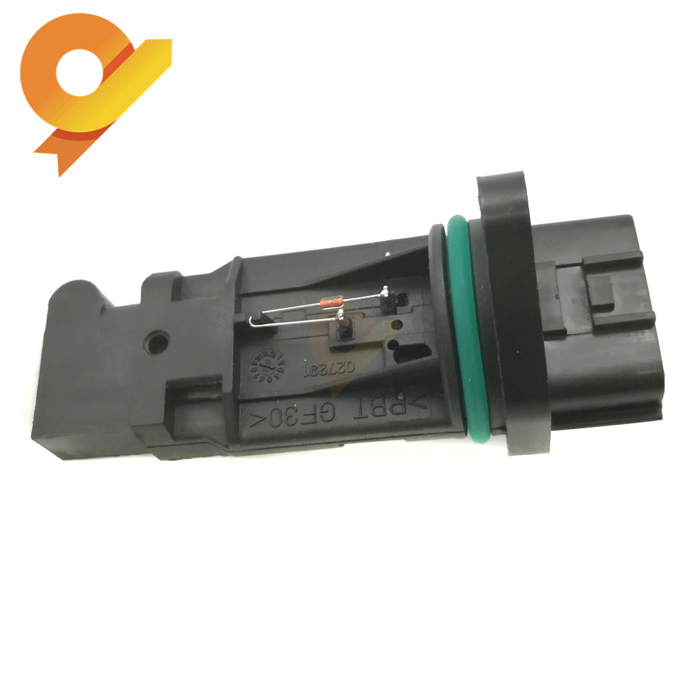 MAF Mass Air Flow Meter Sensor For Almera Primera 1.8L F00C2G2060 22680-5U400