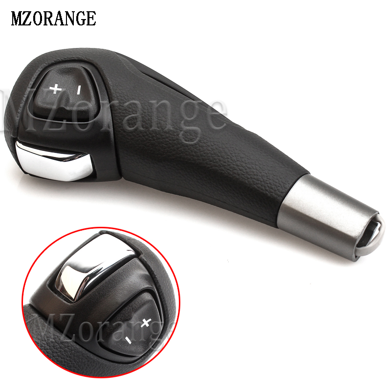 Mzorange Gear Shift Knob Gear Head Handball Case For Chevrolet Aveo