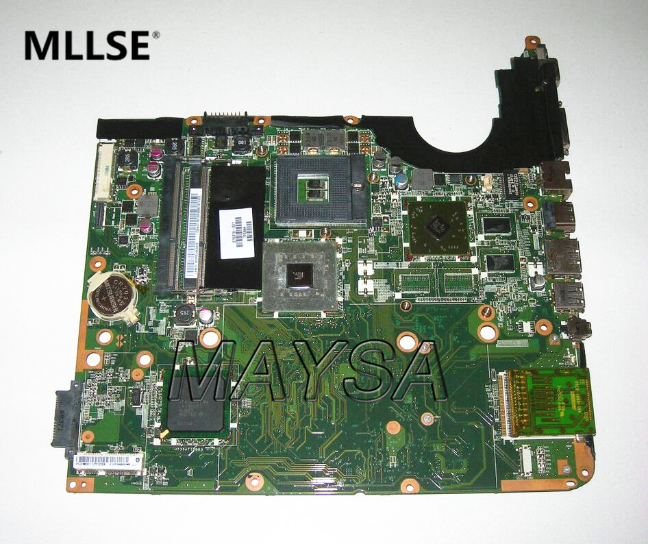 578378-001 Laptop Motherboard Fit FOR HP Pavilion DV6 DV6-1000 Series Notebook PC mainboard , 100% WORKING 519592 001 laptop motherboard for hp hdx18 series mainboard system board