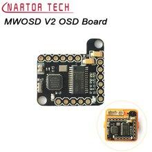 MWOSD V2 OSD Board NTSC/PAL for HS1177 HS1190 RunCam Micro Swift for FPV