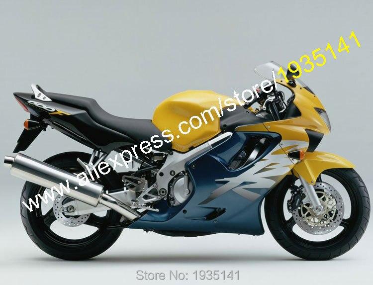 99 00 CBR 600 F4 обтекатель комплект для Honda CBR600 F4 1999 2000 CBR600F4 Обтекатели для мотоциклов (литья под давлением)