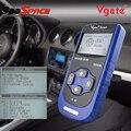 Chegada nova Vgate VS450 OBDII OBD2 Para VW Audi Scanner Automotivo VAG Scanner EOBD CAN Scanner Leitor de Código de Airbag ABS Ferramenta de Verificação