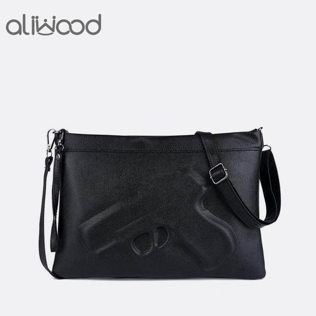 e5cf992b7d Brand Women s Messenger Bags Shoulder Handbags Fashion Clutches 3D Print Leather  Pistol Bag Ladies Purses Designer High Quality