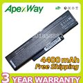 Apexway Laptop battery For Asus A32-K72 A32-N71 K73E K73J K73JK K73S K73SV N71 N71J N71JA N71JQ N71JV N71V N71VG N71VN N73