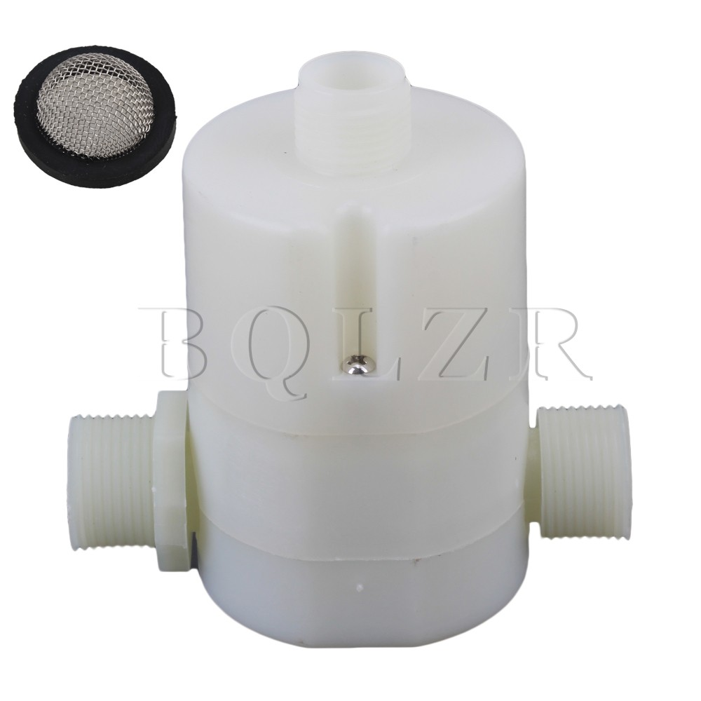 BQLZR 3/4 ABS Automatic Water Level Control Valve Exterior Floating Ball Valve