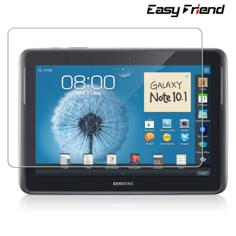 For Samsung Galaxy Tab 2 7.0 10.1 Inch P3100 P3110 P5100 P5110 Tab2 Tablet Screen Protector Protective Film Tempered Glass