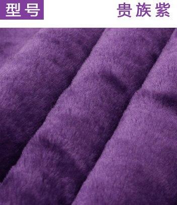 18 barev 8mm Minky fleece plyšové velboa pro šití pro kutily Plněné hračky materiál Polyester Warp pletací trikot Plain PV velvet
