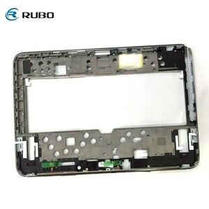 Image 2 - สำหรับ Samsung Note 10.1 N8000 กลางกรอบซ่อมอะไหล่ทดแทนสำหรับ Samsung N8000 กลาง