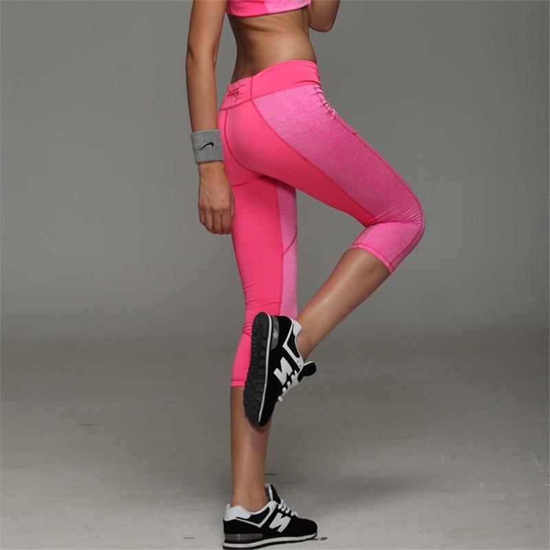 Aliexpress.com : Buy Women Fitness Yoga Leggings Pants Night ...