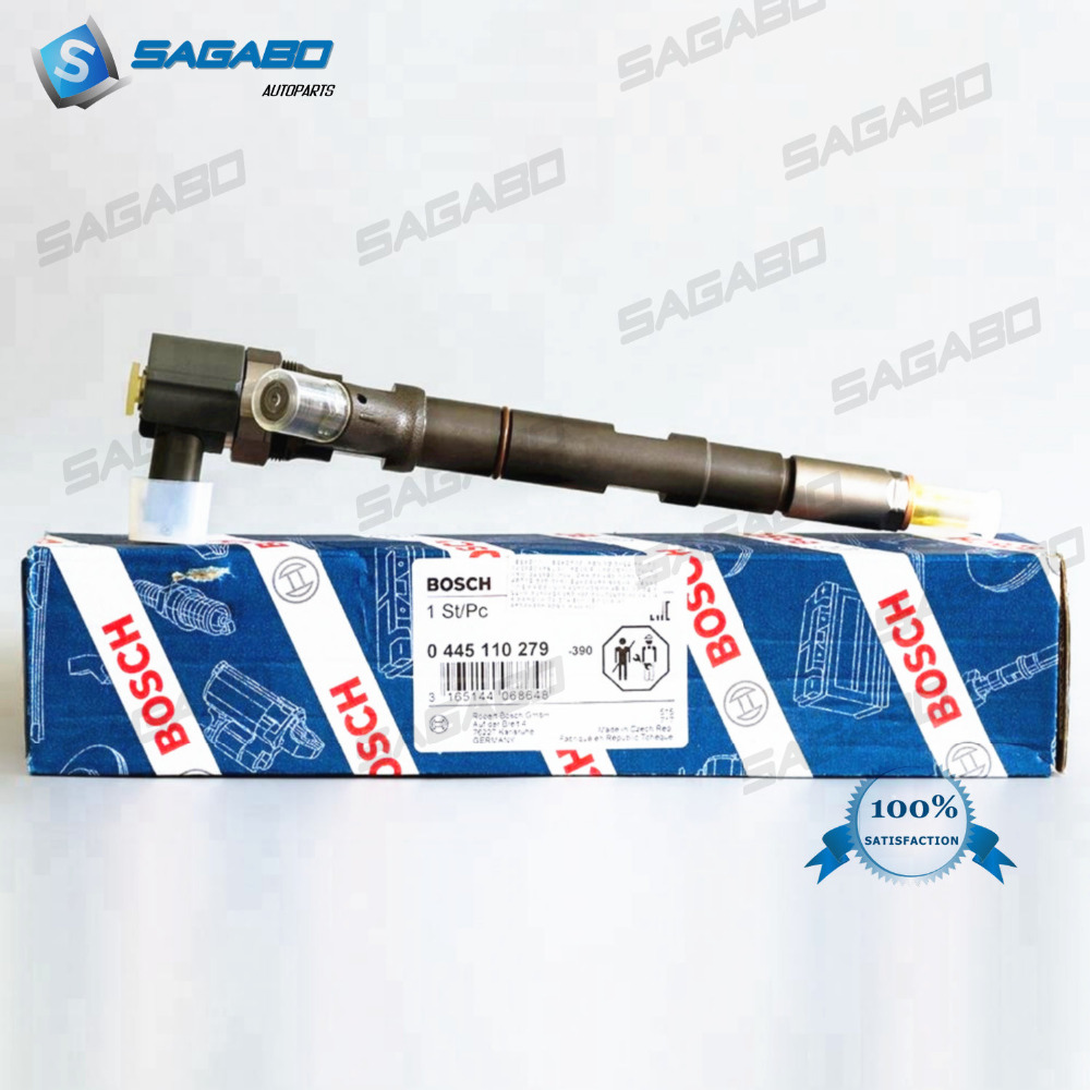 4 PCS BRAND NEW DIESEL COMMON RAIL FUEL INJECTOR 0445110186, 0445110279, 0445110730, 0445110763, 33800 4A100, 33800 4A150