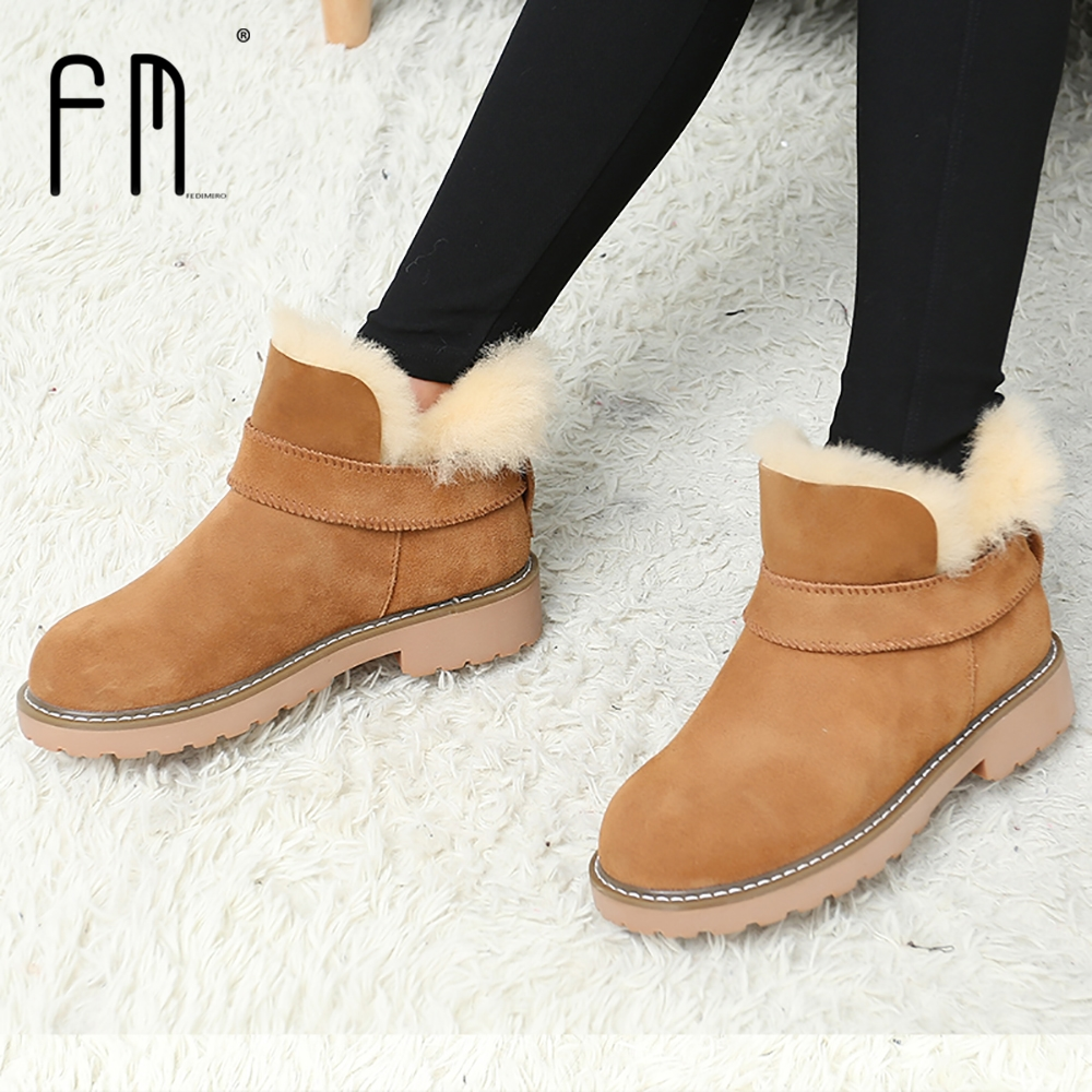 Cool 2017 Christmas Gifts Winter Women Mans Boots Snow Boots Shoes For Santa Claus White Snow Color ...