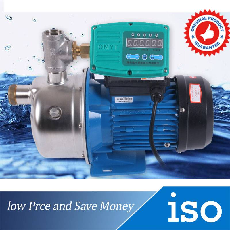 550W Electric Centrifugal Water Booster Pump 3.5M3/H Jet Water Pump Home Use Hot Water Pump Temperature lower than 50 degree 550w 0 75 hp qb70 horizontal electric centrifugal water pump for clean water low price