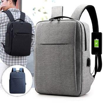 תיק גב מעולה עם רוכסן מוחבא נגד כייסות – כולל USB