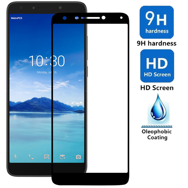 elegaming Full Cover Tempered Glass Screen Protector Explosion-proof Anti Scratch