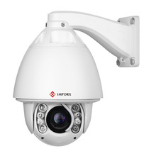 IMPORX 3MP 20X Auto Tracking PTZ IP Camera Outdoor High Speed Dome Suppot Audio Alarm P2P ONVIF H.265 Night Vision Wiper
