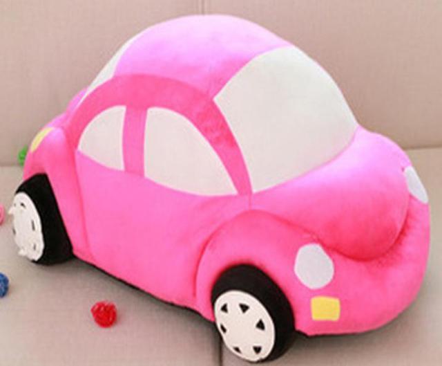 Плюшевые игрушки автомобилей оптовая большой куклы плюшевые игрушки творческий мультфильм автомобиля бесплатная доставка