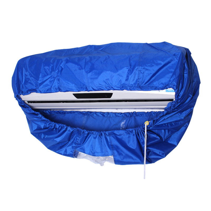 2.4M/3.2M  Air Conditioner Cleaning Cover Dust Washing Waterproof Clean Protector + Hose For 1-3P